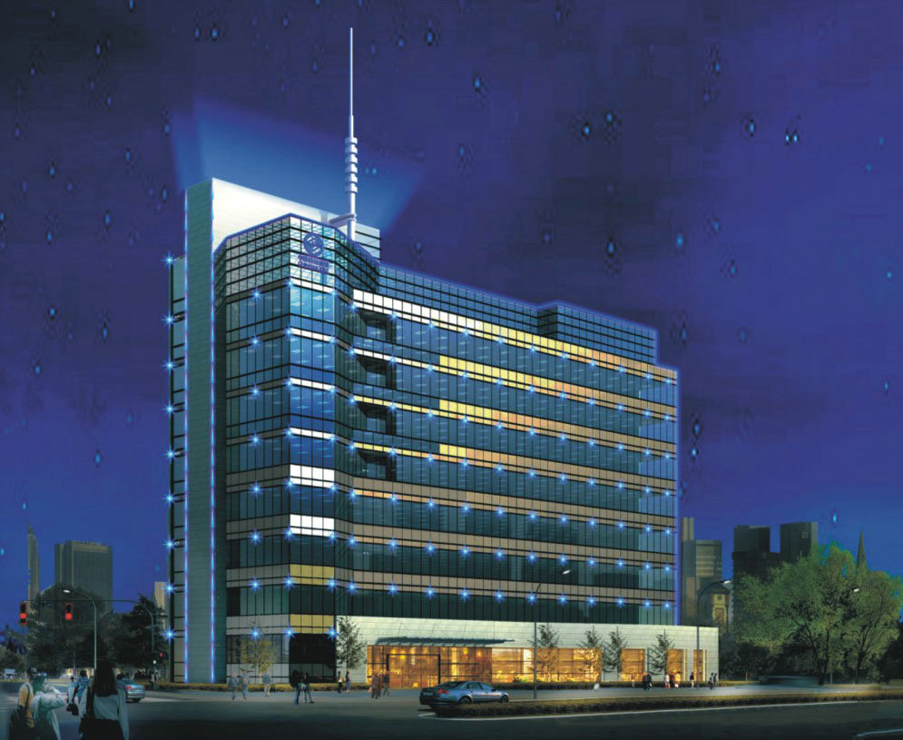 China Mobile Office,Linfen,Shanxi